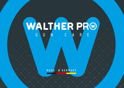 Walther Pro Guncare