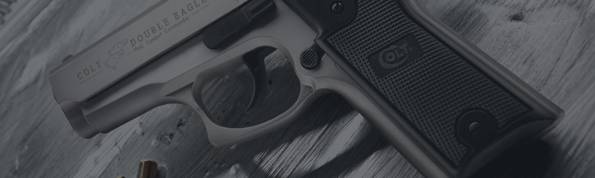 Colt Gas Signal Guns