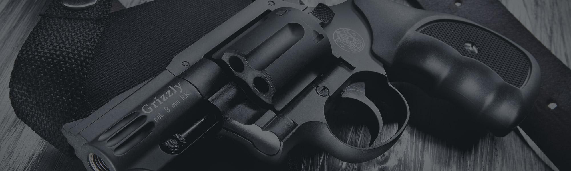 Smith & Wesson - Gas Signal Guns
