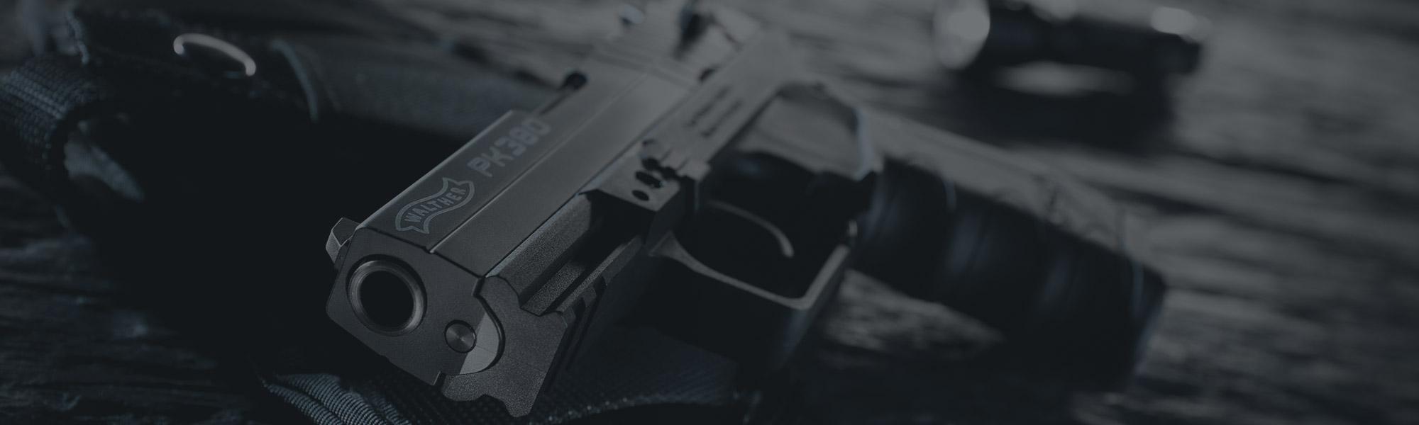 Walther - Gas Signal Guns